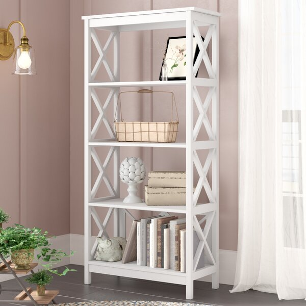 Haskins Etagere Bookcase by Breakwater Bay