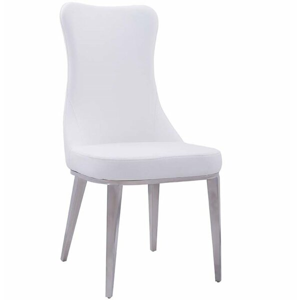 Mckean Upholstered Dining Chair (Set of 2) by Orren Ellis
