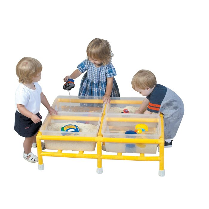 Quad Sand Water Table