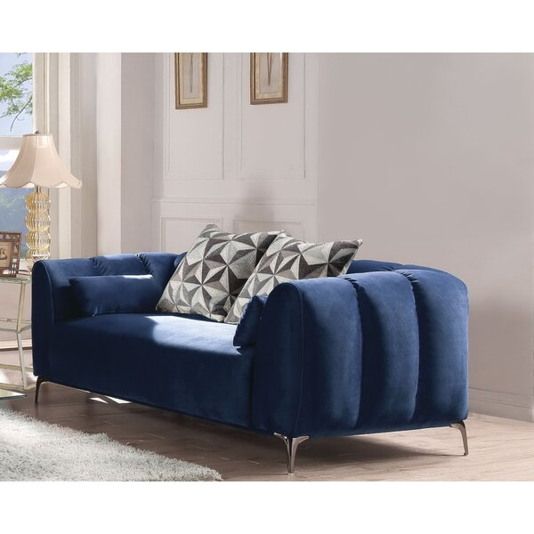 Richey Loveseat By Everly Quinn