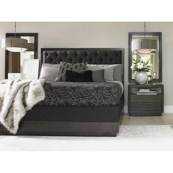 Carrera Upholstered Standard Bed by Lexington