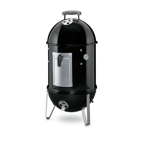 Smokey Mountain Cooker Smoker 14 by Weber