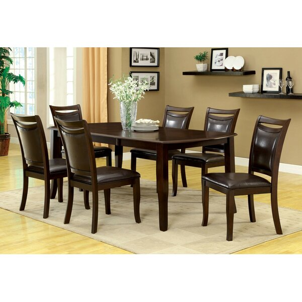 Martell Drop Leaf Dining Table by Charlton Home
