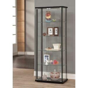 Bandy Curio Cabinet by Mercury Row