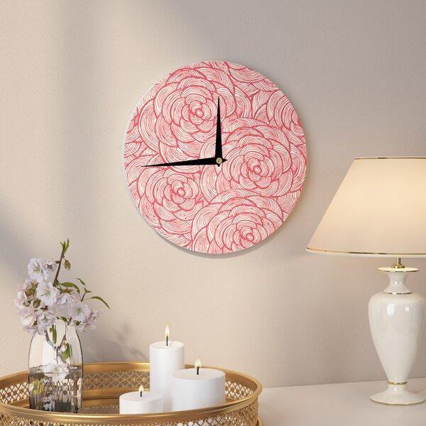 12 Inch Wall Clock | Wayfair