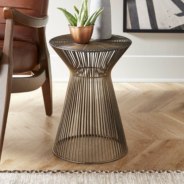 Baer End Table by Willa Arlo Interiors