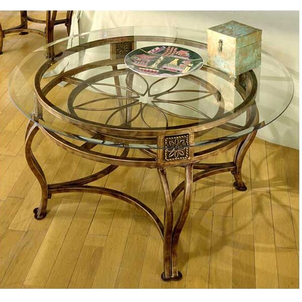 Clarkedale Coffee Table by Fleur De Lis Living