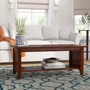 Compare Orangetown Coffee Table ByThree Posts