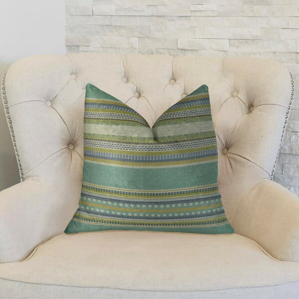 Londono Handmade Luxury Pillow by Rosecliff Heights