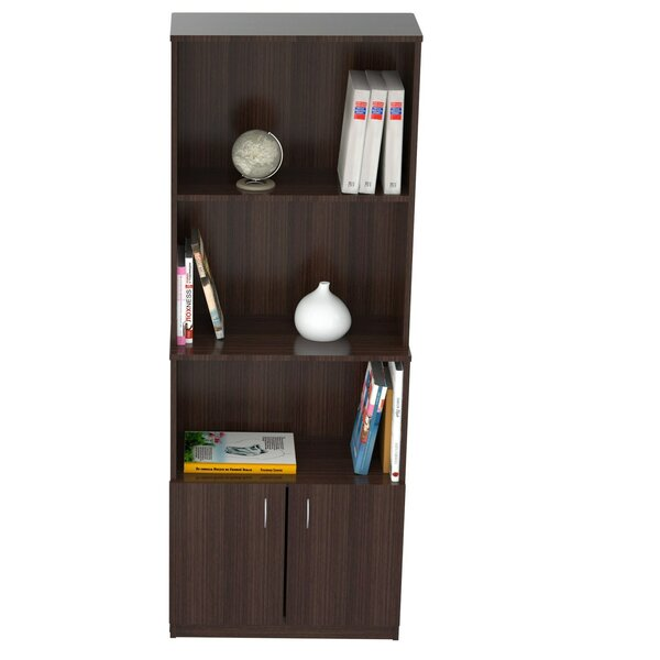 Foxx Standard Bookcase By Ebern Designs