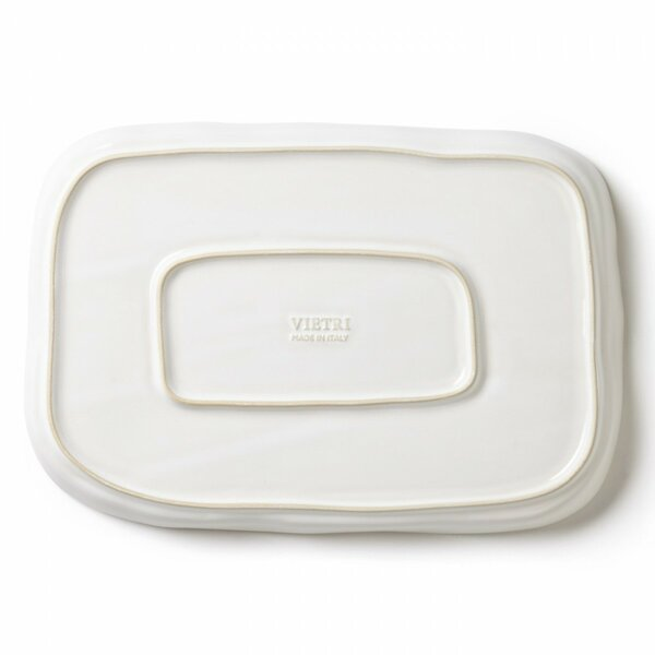 Forma Rectangular Platter by VIETRI