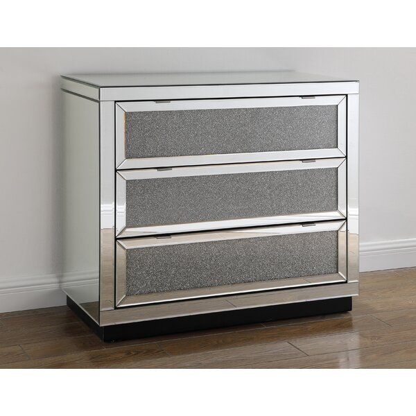 Lynnwood Hall 3 Drawer Dresser By House Of Hampton Great Reviews