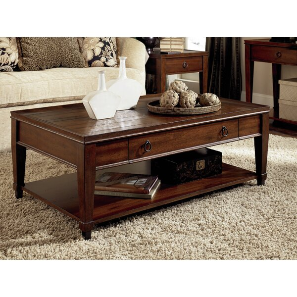 Langer Coffee Table by Millwood Pines Millwood Pines