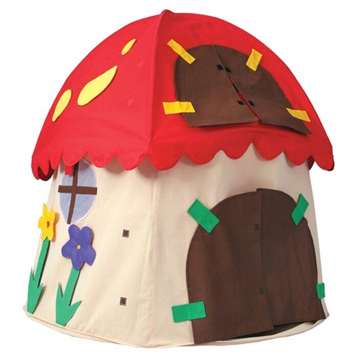 Mushroom Play Tent. by Bazoongi Kids  sc 1 st  Wayfair & HearthSong Fantasy Fort Play Tent u0026 Reviews | Wayfair