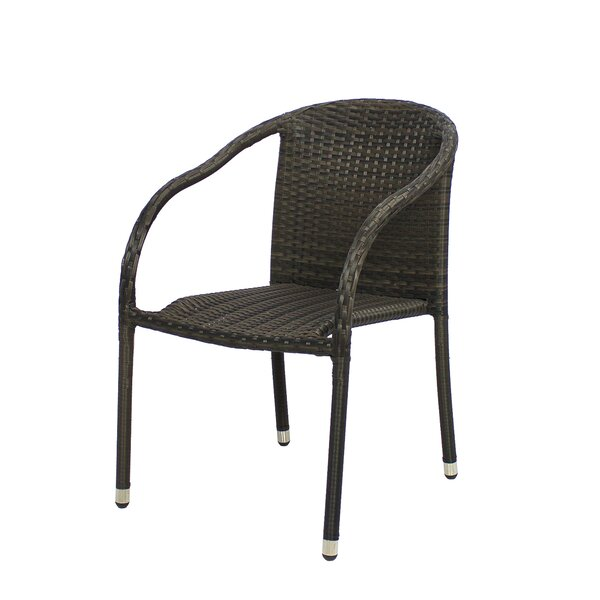 Elise Patio Dining Chair by Ivy Bronx