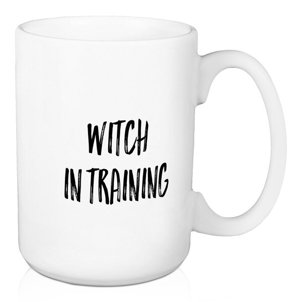 Cokato Witch In Training Coffee Mug by Wrought Studio