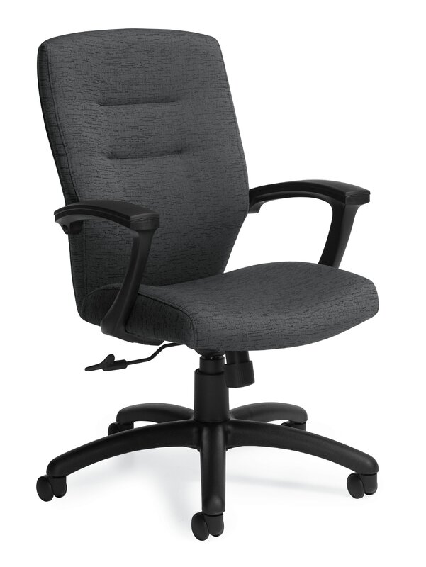 Synopsis Desk Chair By Global Total Office Discount