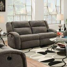 Maverick Double Reclining Sofa By Southern Motion