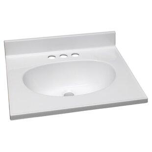 Compare & Buy 19 Single Bathroom Vanity Top ByDesign House