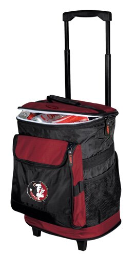 Collegiate Rolling Cooler - Florida State by Logo Brands