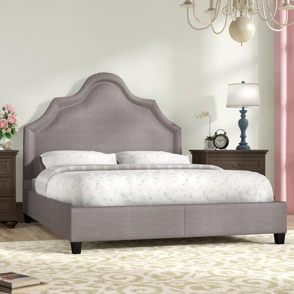 Neher Upholstered Standard Bed By Brayden Studio by Brayden Studio New