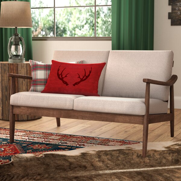 Leaman Loveseat by Millwood Pines