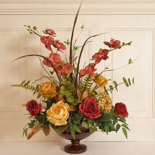 Allstate floral flowers floral wayfair silk flower floral arrangement mightylinksfo