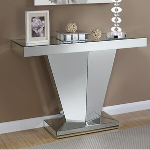 Jerrell Console Table by Everly Quinn