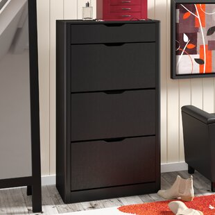 Carnegie 12 Pair Shoe Storage Cabinet ByRed Barrel Studio