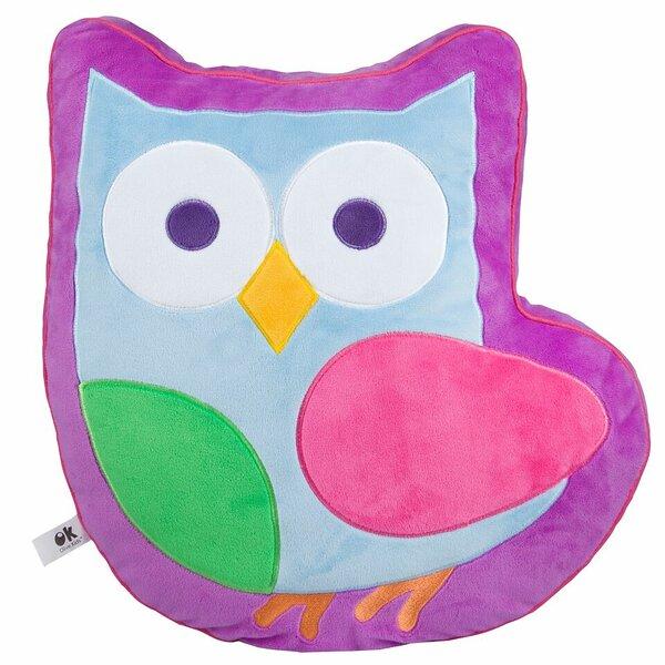 Olive Kids Birdie Throw Pillow by Wildkin