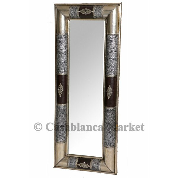 Kusba Wall Mirror by Casablanca Market