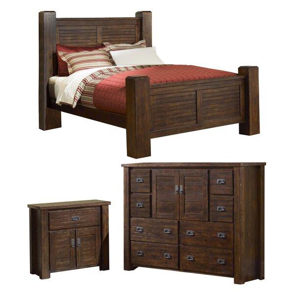 Worksop Standard Configurable Bedroom Set by Loon Peak
