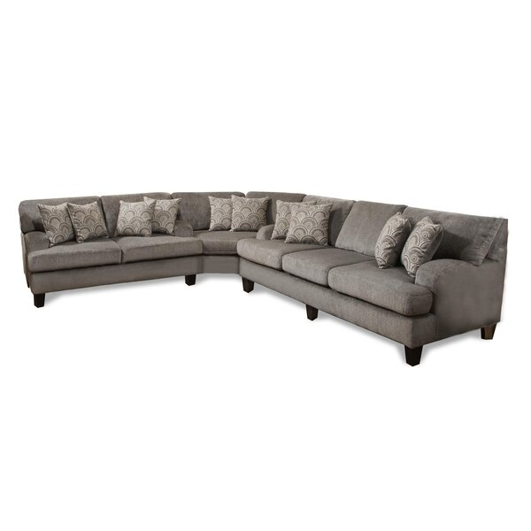 Dicken Symmetrical Modular Sectional By Darby Home Co