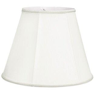 Shop For 10 Silk/Shantung Empire Lamp Shade By Alcott Hill