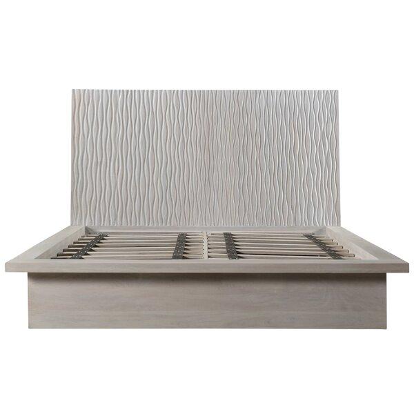 Stantonville Upholstered Platform Bed by Wrought Studio Wrought Studio