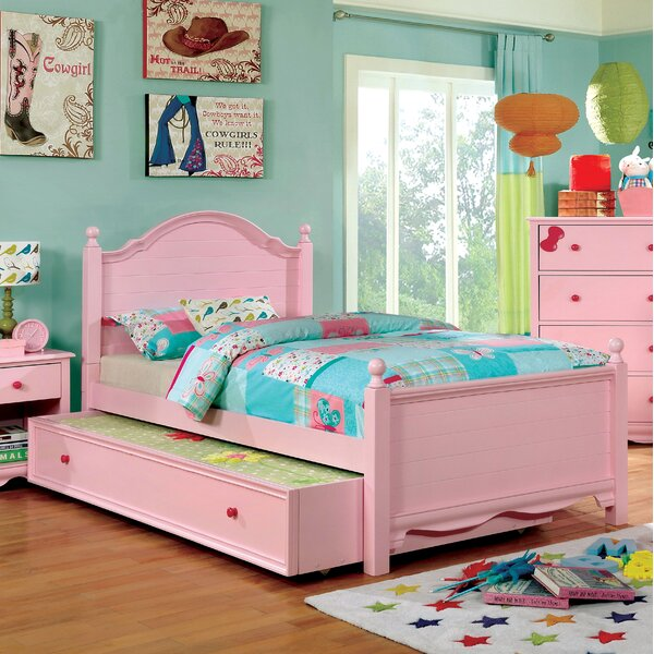 Eiler Panel Bed by Harriet Bee