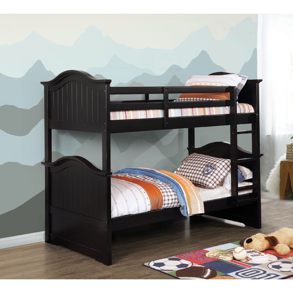 Sturgis Twin over Twin Bunk Bed by Harriet Bee