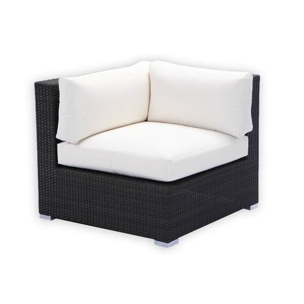 Roque Corner Deep Seating Chair with Cushions by Brayden Studio