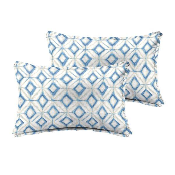 Breshears Indoor/Outdoor Throw Pillow (Set of 2) by Wrought Studio