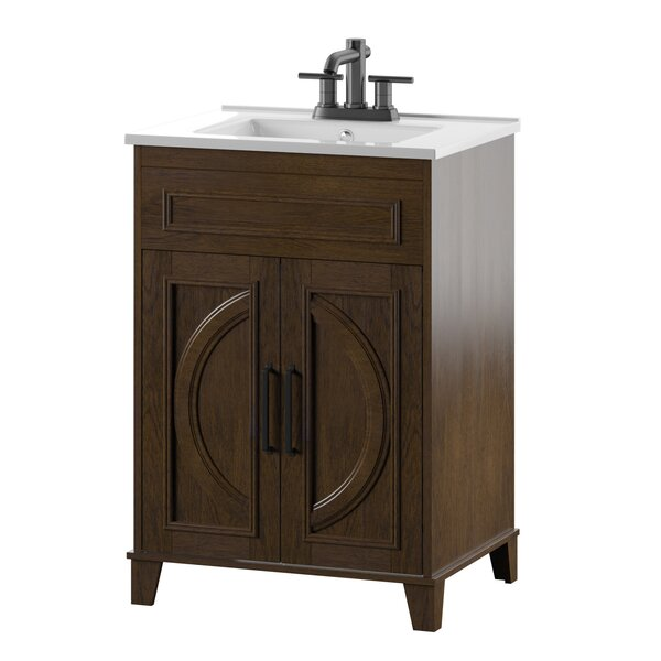 Woodbine 24 Single Bathroom Vanity Set