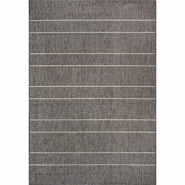 Reardon Gray Indoor/Outdoor Area Rug by Union Rustic