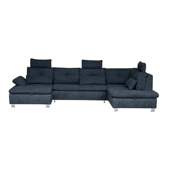Etchemin Left Hand Facing Sleeper Sectional by Orren Ellis Orren Ellis