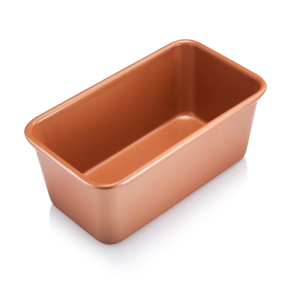 Non-Stick Steel Loaf Pan by Gotham Steel