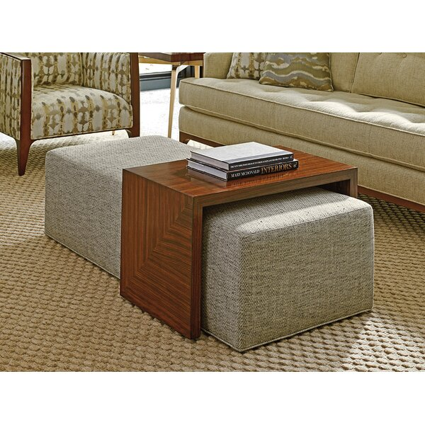 Take Five Cocktail Ottoman by Lexington