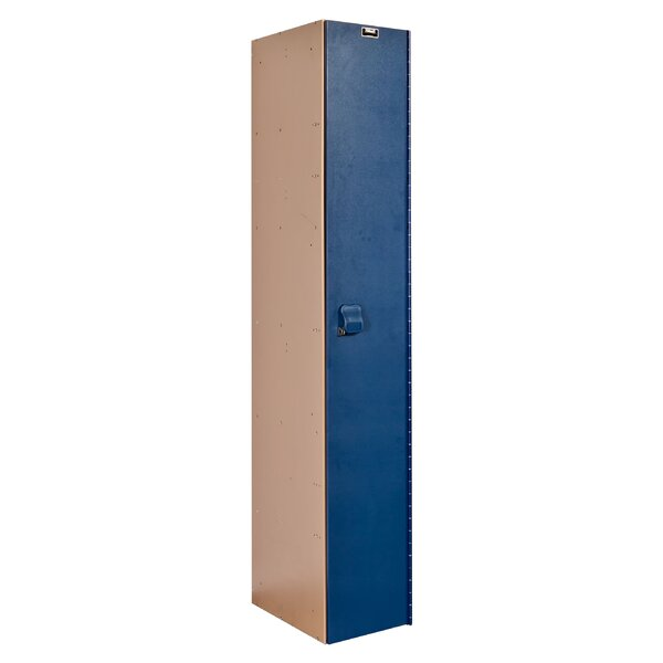 AquaMax 1 Tier 1 Wide School Locker by Hallowell