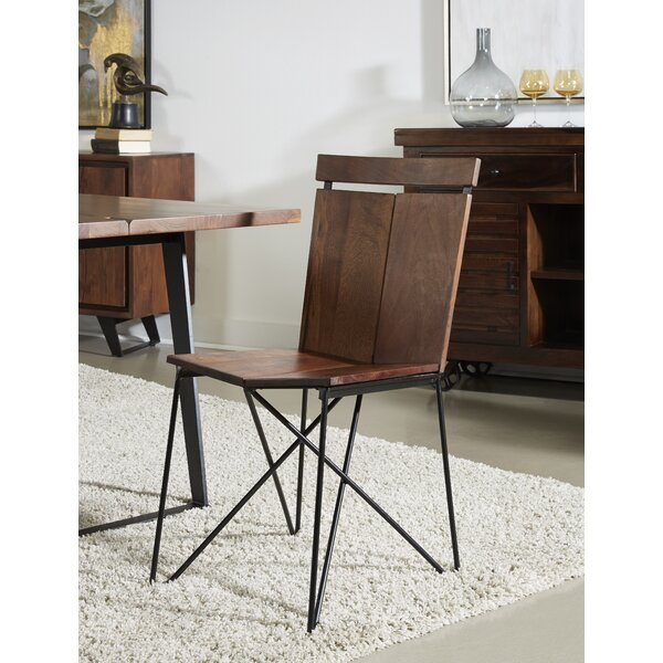 Yeager Side Chair (Set Of 2) By Union Rustic