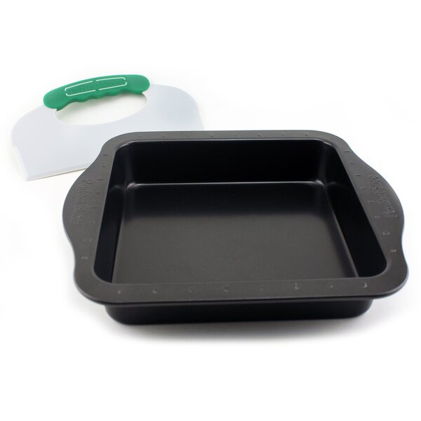 Perfect Slice Square Cake Pan by BergHOFF International