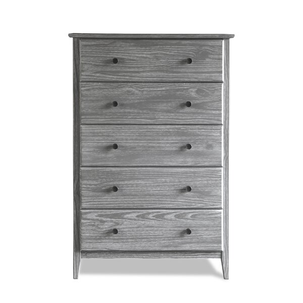 Greenport 5 Drawer Chest By Grain Wood Furniture by Grain Wood Furniture 2020 Coupon