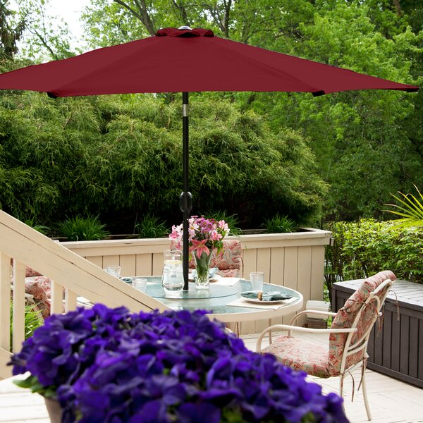 7' Market Umbrella by Budge Industries