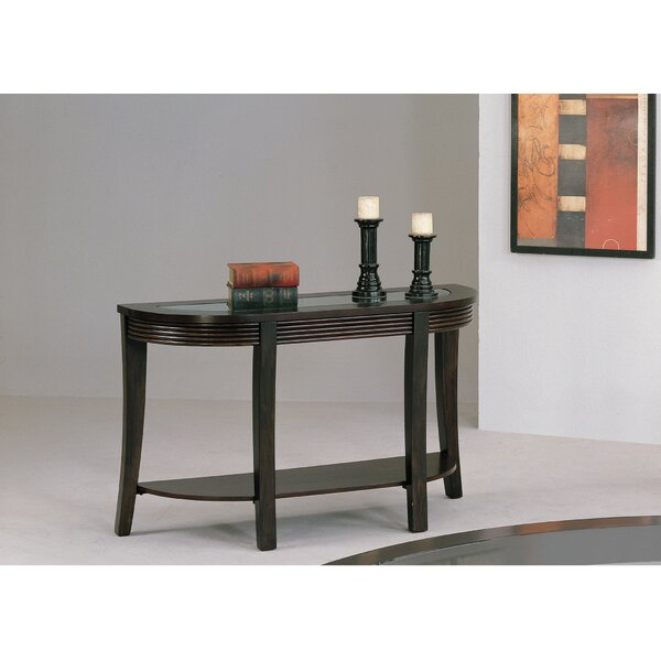 Review Barbee Console Table